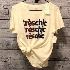 JCrew Tee Shirt